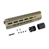 ICS MA-316 HOG Handguard Set TAN