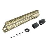 ICS MA-379 YAK Keymod Handguard 12.5'' TAN