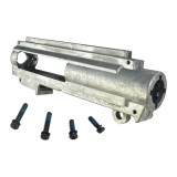 ICS MA-367 EBB QD Upper Gearbox Shell (Inc. Screws)
