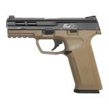ICS BLE-006-SD3 XAE Gas BlowBack Pistol Two Tone