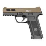 ICS BLE-006-SD4 XAE Gas BlowBack Pistol Two Tone