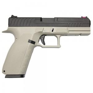 Pistola KJ WORKS KP-13-MS Urban Grey Gas BB