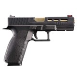 KJ WORKS KP-13C Custom CO2 BlowBack
