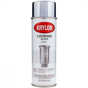 KRYLON Looking Glass Silver