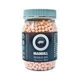 MADBULL 0.20g RED Tracer Precision BBs - Bottle 2000 rds