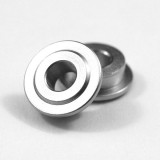 MODIFY Tempered Stainless Bushing 6.1mm (2 pcs)