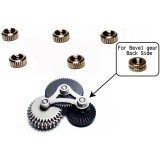 MODIFY Stainless Nut for SMOOTH Gear Set
