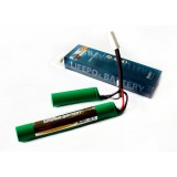 MODIFY LiFePO4 L-Shape Battery Package 20C 9.9V 1200mAh