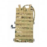 PANTAC WB-C224-MC-A Molle Hydration Pack For Molle Vests MultiCam