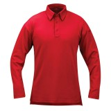 PROPPER F5315 ICE Men's Performance Polo - Long Sleeve Red M