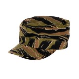 PROPPER F5505 BDU 100% Cottom Ripstop Patrol Cap Asian Tiger Stripe S