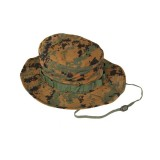 PROPPER F5502 60C/40P Ripstop Boonie Hat Woodland Digital 7 1/4
