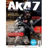 Revista AK 47 Airsoft Kombat nº 30