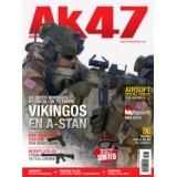 Revista AK 47 Airsoft Kombat nº 32