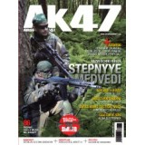 Revista AK 47 Airsoft Kombat nº 34