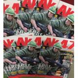 Revista AK 47 Airsoft Kombat nº 37