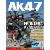 Revista AK 47 Airsoft Kombat nº 38