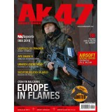 Revista AK 47 Airsoft Kombat nº 41