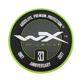 WILEY X Velcro Patch 30th Anniversary - Flash Green